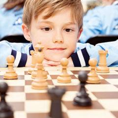 Школа шаха за дечаке