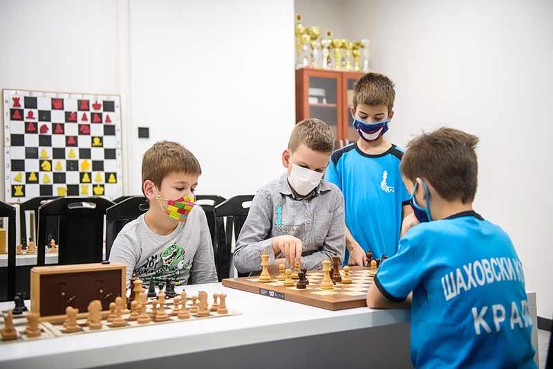 Школа шаха за децу